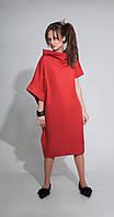 Платье ElPaiz-300/2 белорусский трикотаж, горчица, 48