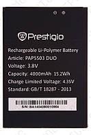 Аккумулятор Prestigio MultiPhone PAP5503 Duo 4000mah (альтернатива)