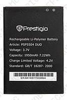 Аккумулятор Prestigio MultiPhone PAP5504 DUO 1950mah (альтернатива)