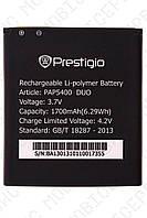 Аккумулятор Prestigio MultiPhone PAP5400 DUO 1700mah (альтернатива)