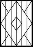 Решетка сварная № 33