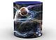 Кружка Тардис в космосе DW.02.018, фото 5