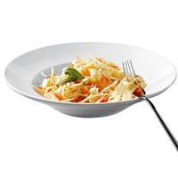 Тарелка глубокая для пасты фарфоровая 28 см LUBIANA Kaszub Hel 0225