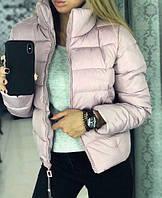 Стильная женская куртка весна на синтепоне 150