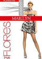 Колготи Marilyn 20 den Flores 716