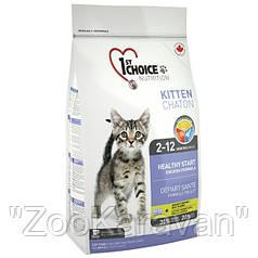 Сухой корм для котят 1st Choice (Фест Чойс) КОТЕНОК, 10 кг