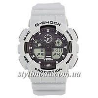 Часы наручные Casio G-Shock GA-100 Gray (реплика)