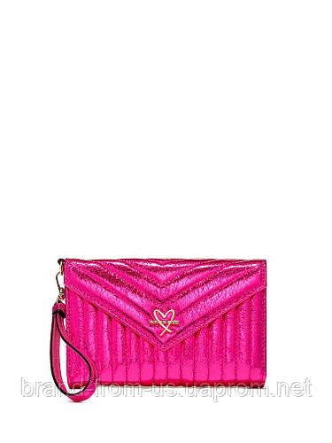 d6d81741d83d Клатч VICTORIA'S SECRET V-Quilt Metallic Crackle Tech Clutch: продажа, цена  в Харькове. женские сумочки и клатчи от