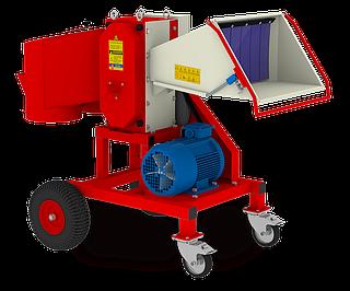 Промышленный веткоизмельчитель Арпал АМ-120Е (11 кВт, 6 куб. м/час)
