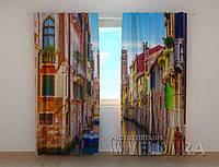 Фотошторы Канал Венеции