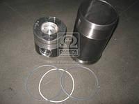 Гильзо-комплект КАМАЗ 740 (ГП алюм. с рассек.+упл.кольца) п/к ( МД Конотоп)