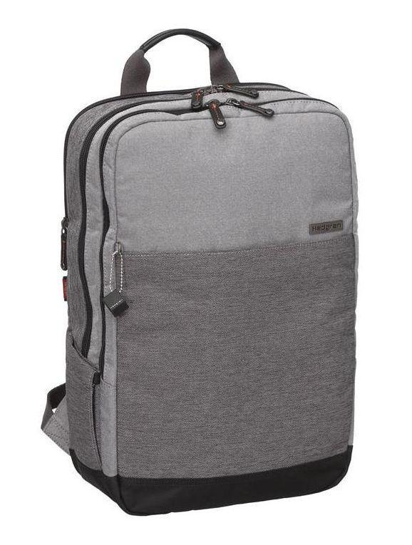 "Рюкзак HEDGREN WALKER HWALK05/444 под ноутбук 15,6"" 16,9 л серый"