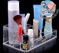Угловой акриловый органайзер Cosmetic organizer