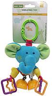 Игрушка-подвеска вибрирующая Baby Team Слон (8541 Слон)