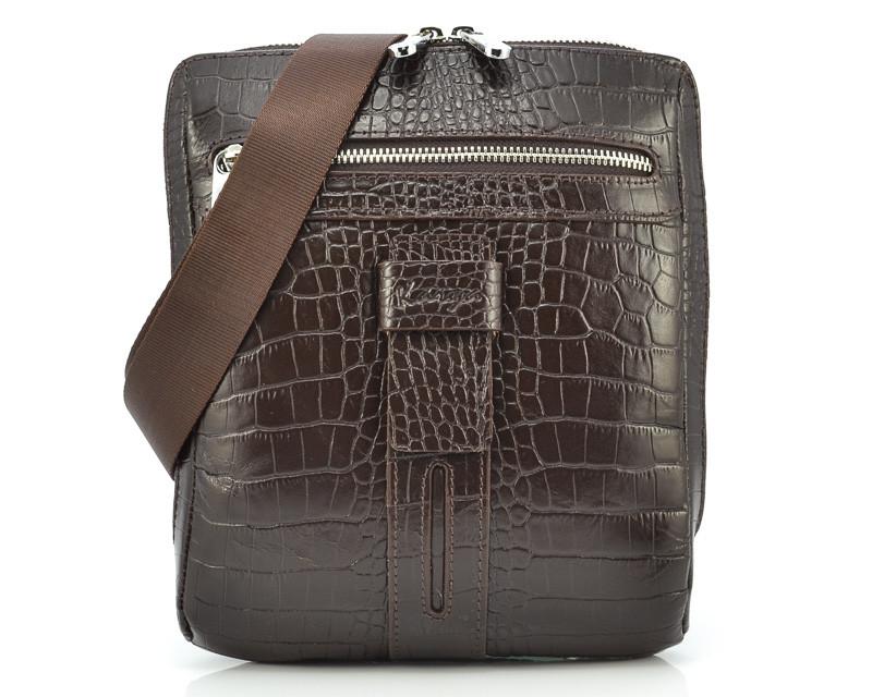 Стильная коричневая сумка Karya 0678-57 (Турция)