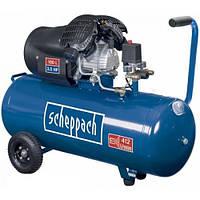 Компрессор Scheppach HC 100DC (412 л/мин, 100 л)
