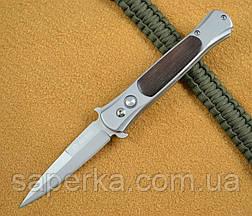 Нож полуавтоматический Ganzo G707, фото 2