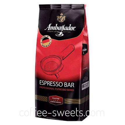 Кофе зерновой Ambassador Espresso Bar 1кг, фото 2