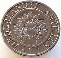 Нидерландские Антилы 25 центов 2009