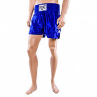 Шорты тай-бокс 9007 синий