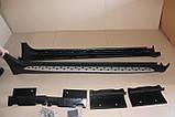Боковые пороги Hyundai IX35 2013, фото 5