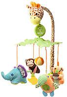 Мобиль Baby Team Жирафчик (8560)