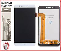 Дисплей + сенсор (модуль) Prestigio 3530 Muze D3 / 3531 Muze E3 / 7530 Muze A7 белый