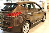 Боковые пороги Hyundai IX35 2013, фото 6