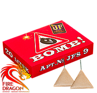 Петарды BOMB GFS9 20 штук в упаковке