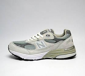 """Женские кроссовки New Balance M993 Running / Walking Shoes """"Grey"""" (люкс копия)"""