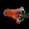 Редуктор верхний 9 шлицов  d=26 мм бензокосы 34