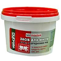 Средство для мойки сильнозагрязненных рук VELMASTER  паста  0.65 кг