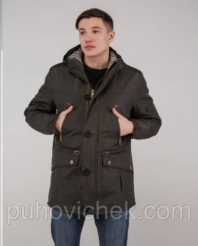 Весенние куртка парки для мальчиков подростков