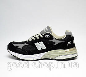 "Мужские кроссовки New Balance M993 Running / Walking Shoes ""Black"""