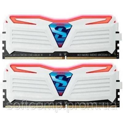 Модуль памяти для компьютера DDR4 16GB (2x8GB) 2133 MHz Super Luce GEIL (GLWR416GB2133C15DC)