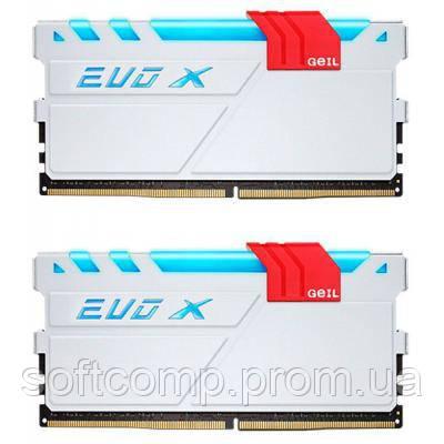 Модуль памяти для компьютера DDR4 32GB (2x16GB) 2400 MHz GEIL (GEXG432GB2400C16DC)