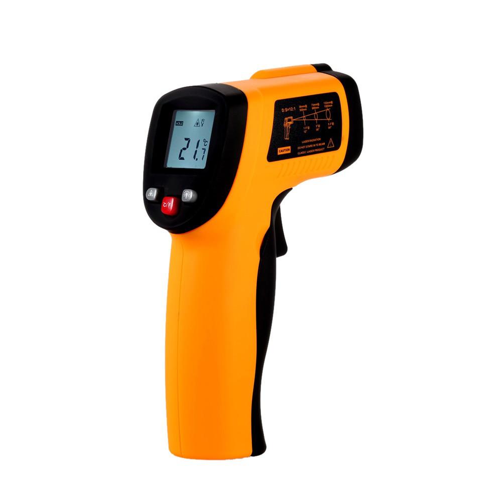 Пирометр GM-550 (Инфракрасный термометр)