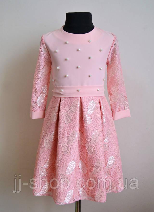 Платье для девочки нарядное детское