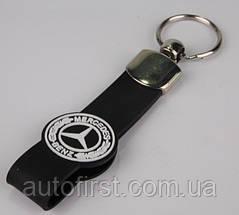 Autotechteile MB6 Брелок Mercedes (силиконовый) черный (Германия)