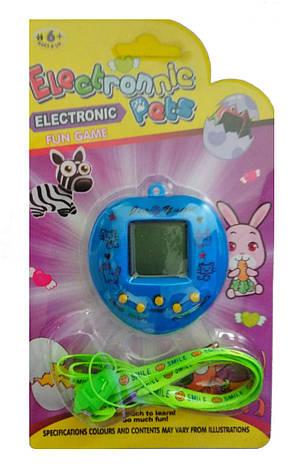 Тамагочи сердце blue - Любимая игрушка детства 168 персонажей в 1 тамагочи, фото 2