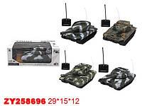 Танк XJ1-4 на радиоуправлении , танк на пульте