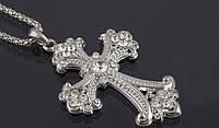 Подвеска, крест украшение на шею