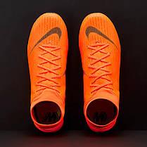 Сороконожки Nike MercurialX SuperflyX 6 Academy TF AH7370-810 (Оригинал), фото 3