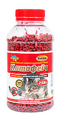 """Зерновая смесь """"Котофеич"""" с ароматом сыра (красный) 200 гр"""