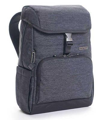 """Рюкзак HEDGREN WALKER  HWALK10/012 с отделением для ноутбука 15,6"""" 15,7 л серый"""