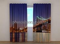 Фотошторы Манхэттенский мост 5