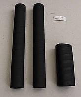 Комплект патрубков радиатора МАЗ-6422 Супер 3шт. (6422-1303025/6422-1303023), фото 1