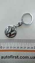 Autotechteile VW1 Брелок VW (хромированый) (Германия)