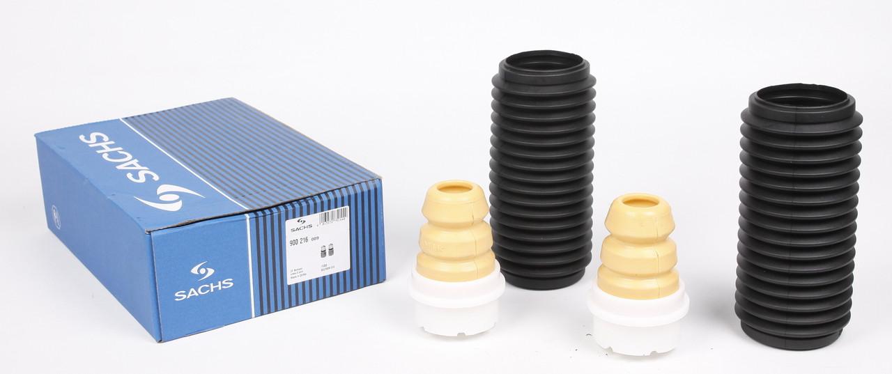 Пыльник+отбойники  передние (к-т для 2 амортизаторов) Fiat Doblo 1,6/1.2-1.9JTD 01-Sachs-900216 -Германия