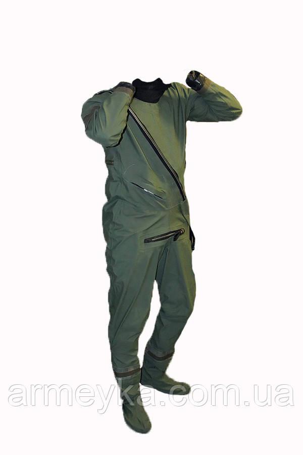 Водонепроницаемый (защитный) летный комбинезон Immersion Protective. Великобритания, оригинал.